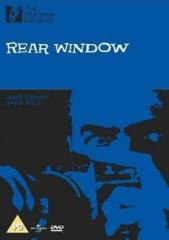 Rear Window Film Poster