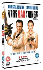Very Bad Things Film Poster