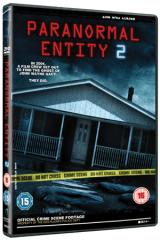 Paranormal Entity 2 Film Poster