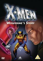 X-Men: Wolverine's Story Film Poster