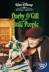 Darby O'Gill And The Little People Film Poster