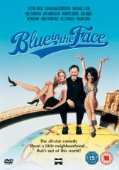 Blue In The Face Film Poster