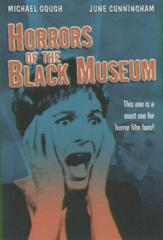 Horrors Of The Black Museum Film Poster