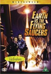 Earth Vs The Flying Saucers Film Poster