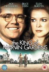 The King Of Marvin Gardens Film Poster