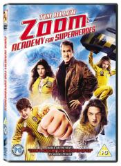 Zoom - Academy For Superheroes Film Poster