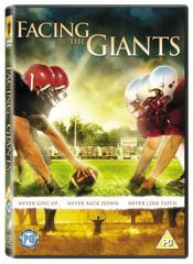 Facing The Giants Film Poster