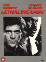 Lethal Weapon Film Poster