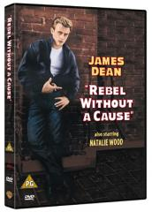 Rebel Without A Cause Film Poster