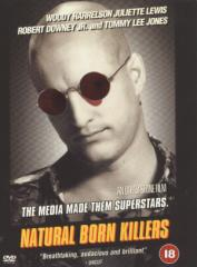 Natural Born Killers Film Poster