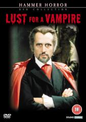 Lust For A Vampire Film Poster