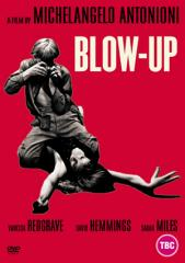 Blow Up Film Poster