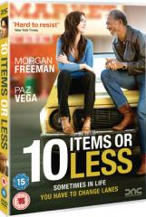 10 Items Or Less Film Poster
