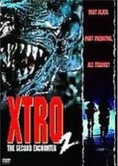 Xtro 2 - The Second Encounter Film Poster