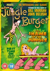Jungle Burger Film Poster