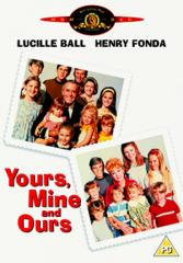 Yours, Mine And Ours Film Poster