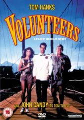 Volunteers Film Poster