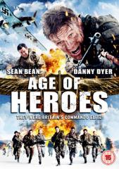 Age Of Heroes Film Poster