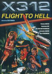 X312 - Flight To Hell Film Poster