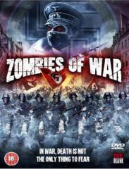 Zombies Of War Film Poster
