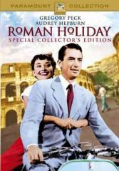 Roman Holiday Film Poster