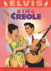 King Creole Film Poster
