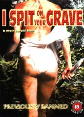 I Spit On Your Grave Film Poster