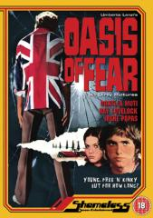 Oasis Of Fear Film Poster