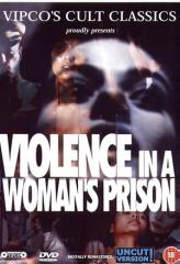 Violence In A Woman's Prison Film Poster