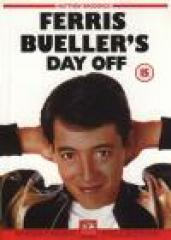 Ferris Bueller's Day Off Film Poster
