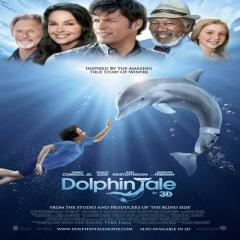 Dolphin Tale Film Poster