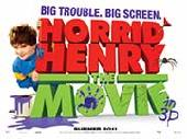 Horrid Henry: The Movie Film Poster