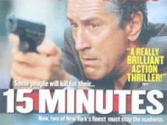 15 Minutes Film Poster