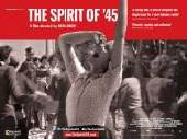 The Spirit Of '45 Film Poster