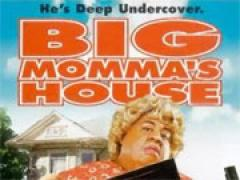 Big Momma's House Film Poster
