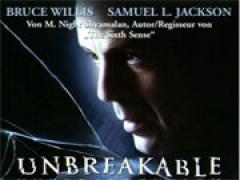 Unbreakable Film Poster