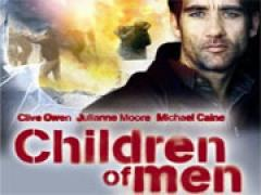 Children Of Men Film Poster
