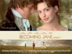 Becoming Jane Film Poster