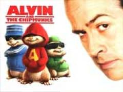 Alvin And The Chipmunks Film Poster