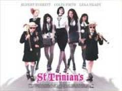 St Trinian's Film Poster