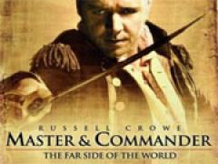 Master And Commander - The Far Side Of The World Film Poster