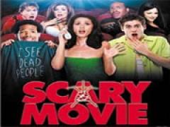Scary Movie Film Poster