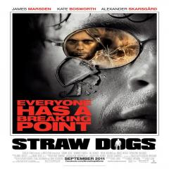 Straw Dogs Film Poster