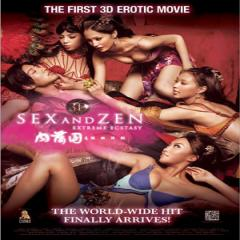 Sex And Zen: Extreme Ecstasy Film Poster
