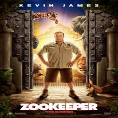 Zookeeper Film Poster